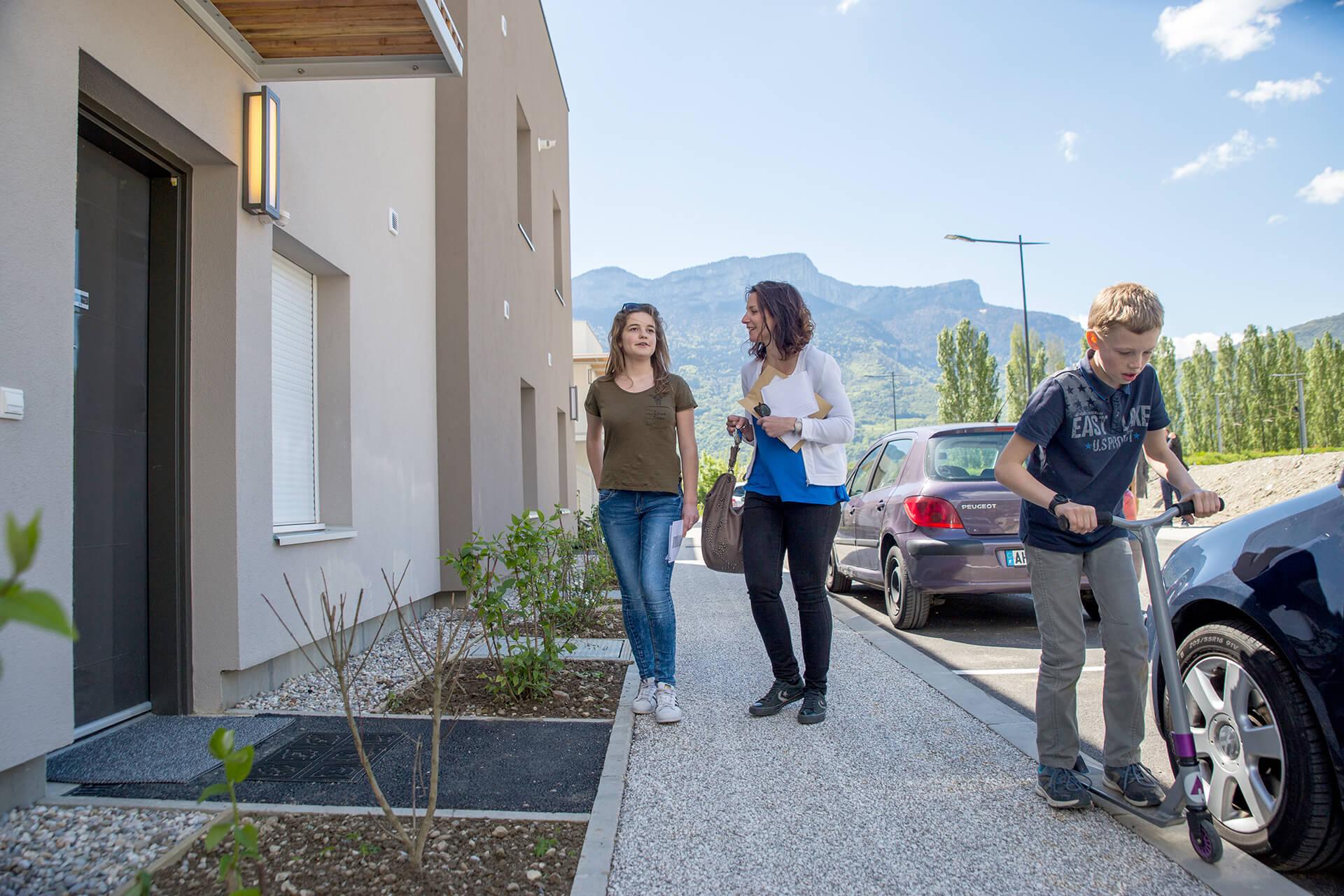 Les clés façon Actis, Office Public de l'Habitat de la région grenobloise
