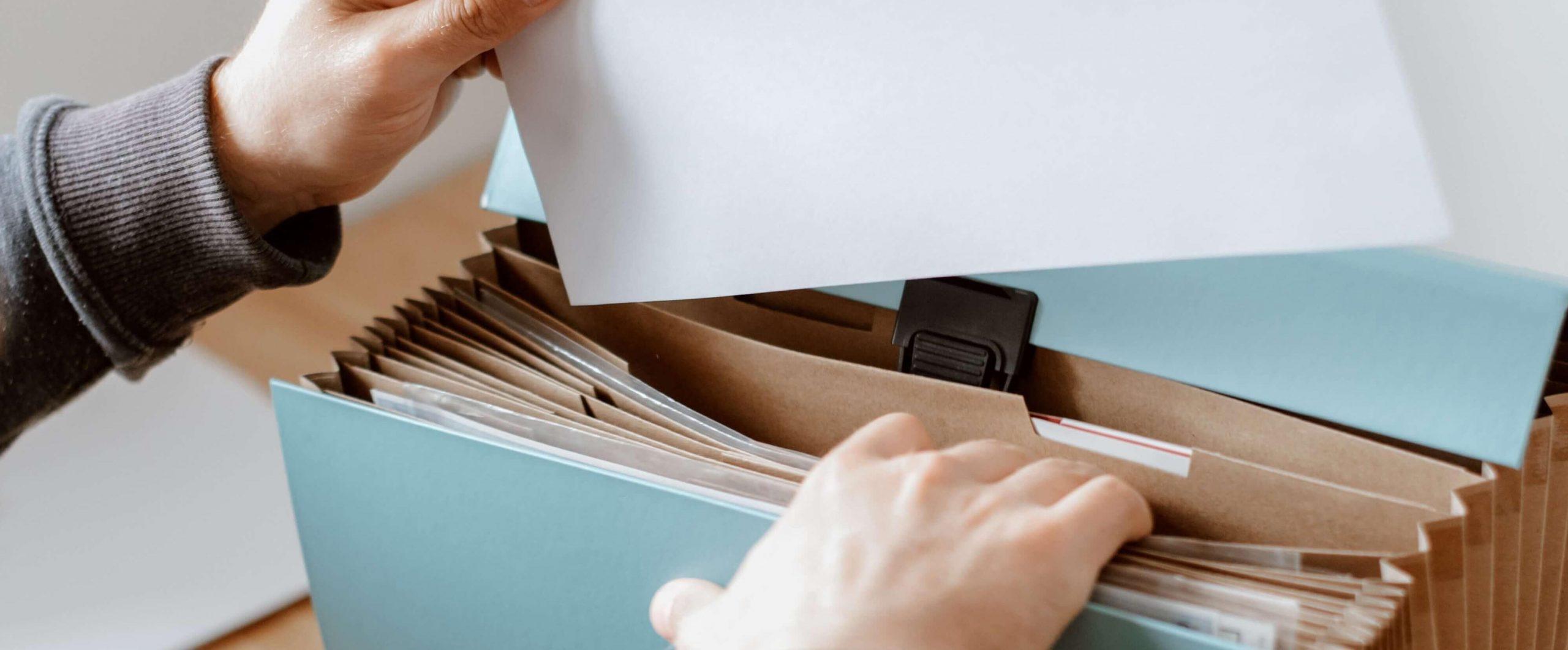Dossier admin Actis